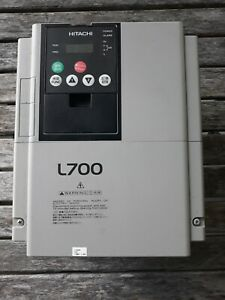 Hitachi L700 110hff Variable Frequency Drive Inverter 380 480v 3ph 24a
