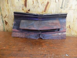 1941 1946 Chevy Gmc Pickup Truck Cowl Vent Patch Panel Vintage Chevrolet 1940 39