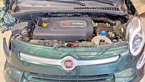 2014 Fiat 500l Trekking Oem Engine Assembly 1 4l Turbo 63211 Miles Fwd Motor At