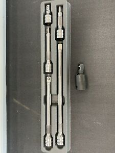 Snap On 1 2 Extension Set And Impact Universal Joint 1 2 Drive