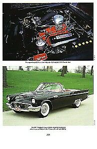 1957 Ford Thunderbird F code Supercharged T bird Special Article Must See