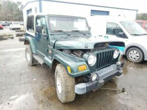 Driver Front Seat Bucket Manual Cloth Fits 00 02 Wrangler 2302835