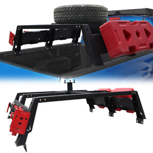 Vijay Texture High Bed Rack Truck Luggage Carrier Fit2005 2018 2 3 Gen Tacoma