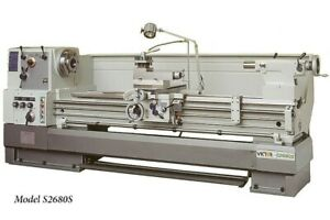 22 Swg 80 Cc Victor S2280s W special Package Engine Lathe