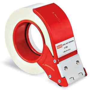 1 New Uline H 380 2 Side Load Packing Tape Dispenser Free Shipping