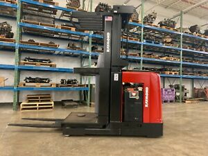 2011 Raymond 3000 Pound Forklift order Picker we Will Ship budget Deal