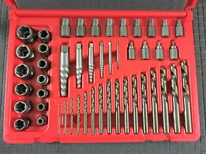 Snap On Exdms48 48 Piece Master Extractor Set Usa Spain