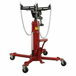 Sealey Transmission Jack 0 5tonne Vertical Telescopic 500ttj