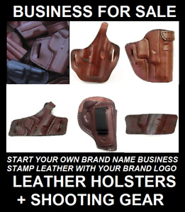 Business For Sale 40 Year Old Gun Holster And Accessories Mfg Your Private Label