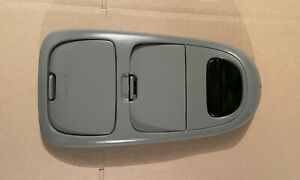 97 03 Ford F150 Overhead Console With Digital Display 98 99 00 01 02 Oem Gray
