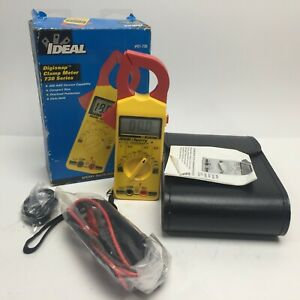 Sperry Instruments Ideal Digisnap Clamp Meter 730