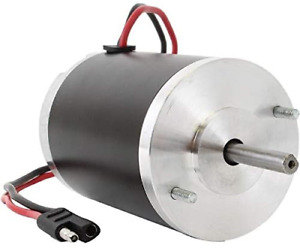 Db Electrical Sab0189 Salt Spreader Motor Compatible With replacement For Buyers