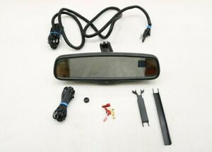 New Oem Ford Auto dimming Compass Rear View Mirror Xf2z 17700 a Ford 1997 2012