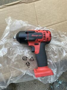 Snap on 18v Cordless Li ion 3 8 Impact Ct8810b New Tool Only