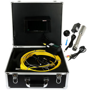 Pipe Inspection Camera Sewer Camera Drain Industrial Endoscope Waterproof Ip68