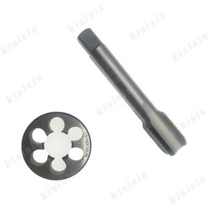 13 16 16 Right Hand Thread Tap And Die 13 16 16 Tpi Cutting Threading Hss