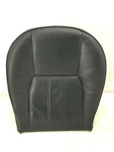 2007 2012 Land Rover Range Rover Front Left Lower Seat Cushion Blck Leather Heat