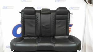 2016 Dodge Charger Hellcat Srt Oem Rear Seat Assembly Black Leather Heated