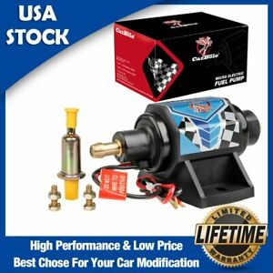 Universal 3 8 Advanced Fuel Pump Electric Gas Diesel Inline Low Pressure Kit