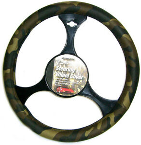 Allison Camouflage Steering Wheel Cover Ali54 6722