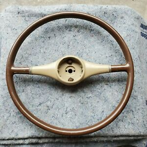 1947 1948 Chevrolet Fleetmaster Stylemaster Deluxe Steering Wheel Chevy 1942 46