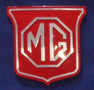 Mgb Front Grille Badge New Emblem For 1973 1974 Mgb Mgbgt
