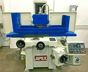 Kent 12 X 24 Apex Kgs 63ahd 3 axis Automatic Hydraulic Surface Grinder 55022