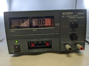 Extech Instruments 382213 Dc Regulated Triple Output Power Supply