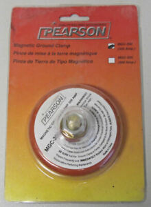 Quality Welding Accessories Pearson Magnetic Ground Clamp Mgc 300 New In Package