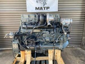 Perfect Runner 1994 Mack Em7 Diesel Engine Turbo Mechanical Sn 4e0808 With Jakes