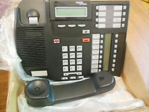 Nortel Networks T7316e Business Telephone charcoal New Open Box