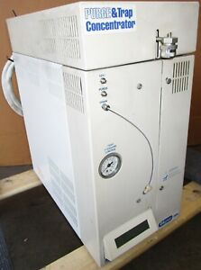 Tekmar 3000 Purge Trap Concentrator 14 3000 000 Sn 94104007 T12 wh