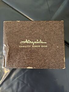 Vintage Auto Compass Brougham Airguide Nos In Original Box With Paperwork Nice