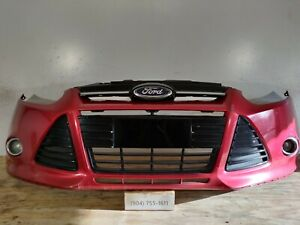 Oem Front Bumper Cover For Ford Focus 2012 2014