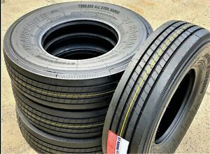 4 Tires St235 85r16 G 14 Ply Transeagle Asc All Steel Radial Trailer