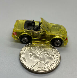 Micro Machines Mercedes benz 300 Sl From 5 X rays Collection 1994 Lgti Rare
