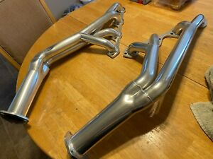 1964 1965 1966 Ford Mustang Headers Long Tube Parts Used