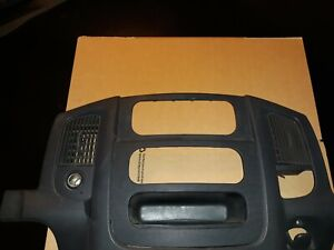2002 2005 Dodge Ram 1500 2500 3500 Radio Bezel Vents Oem