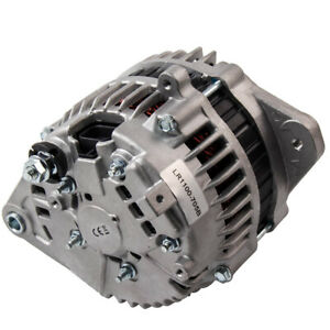 Alternator For Nissan Gu Patrol Including Turbo Engine Td48t 4 8l Diesel 12 V