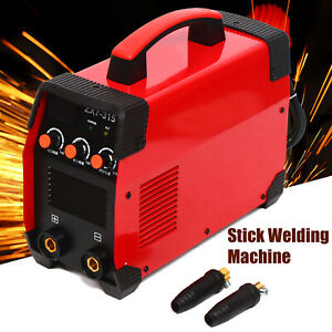 White red Arc Welding Machine With 2 X Quick Plug And 1 X Wrench Ac 110 560v Usa