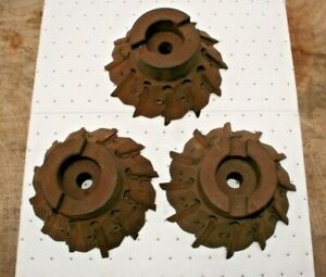 8 Indexable Hss Dovetail Cutters 2 Id With 750 Key Slots