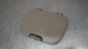 Ford 97 03 F150 F 150 Over Head Console Overhead Tan Brown Garage Opener Door