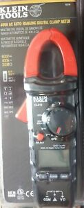 Klein Tools 400a Ac Auto ranging Digotal Clamp Meter Cl210