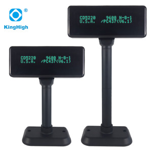 Vfd Display 20x2 Usb Pos Customer Pole Display