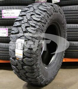 4 New Milestar Patagonia Mt 121q Tires 2957017 295 70 17 29570r17