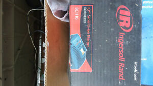 Ingersoll Rand Iqv12 Series Li Ion Charger Bc1110