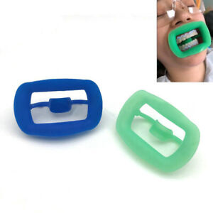 5pcs Dental Teeth Whitening Mouth Props Gag Opener Cheek Retractor Prop Silicone