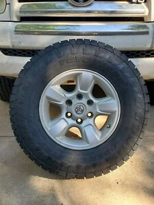 4 Slightly Used Toyo Open Country A T Iii 265x75r16 Tires 2657516 265 75 16