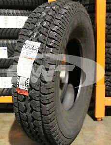 2 New Mastercraft Courser Msr 235 85r16 Winter Tires Lre 120q Bsw 2358516 R16
