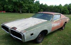 1971 Dodge Charger Super Bee Used Wiper Transmission Arms Project Parts